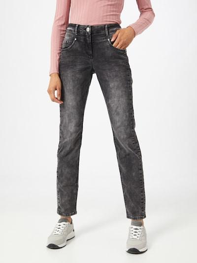 CECIL Jeans in de kleur Grijs, Modelweergave