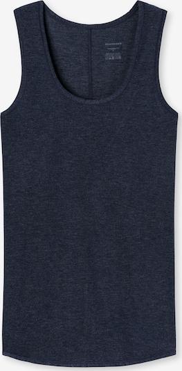 SCHIESSER Unterhemd in kobaltblau, Produktansicht