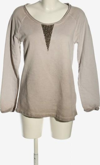 Key Largo Sweatshirt in L in braun / wollweiß, Produktansicht