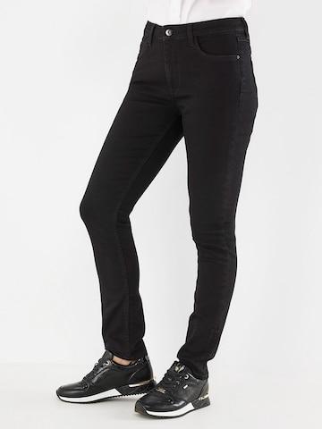 Jeans 'JENNA' di MEXX in nero