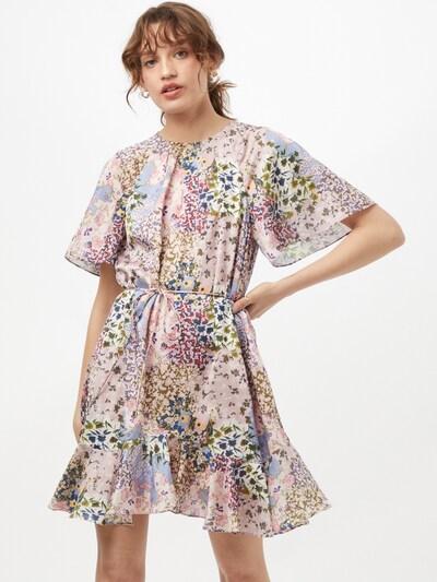 Ted Baker Kleid 'Lalu' in mischfarben / hellpink, Modelansicht