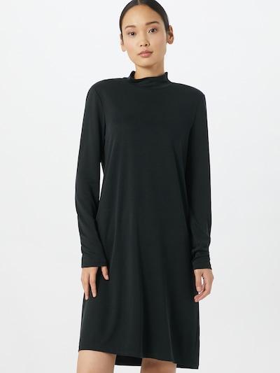 PIECES Kleid 'PCBamala' in schwarzmeliert, Modelansicht