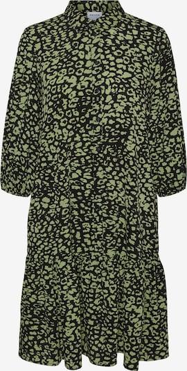 AWARE by Vero Moda Kleid in hellgrün / schwarz, Produktansicht