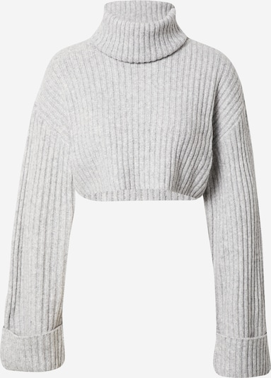 Gina Tricot Sweater 'River' in Light grey, Item view