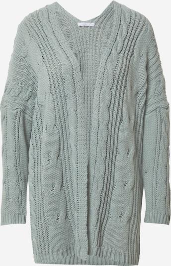 Hailys Gebreid vest 'Lara' in de kleur Mintgroen, Productweergave