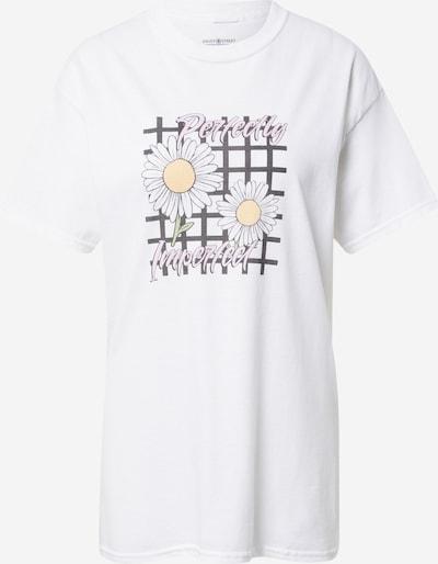 Daisy Street T-Krekls 'TYLER', krāsa - gaiši dzeltens / gaiši zaļš / pasteļlillā / melns / gandrīz balts, Preces skats
