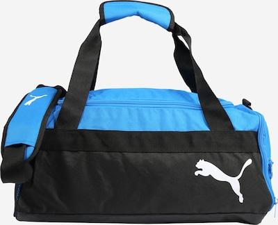 PUMA Sportväska i royalblå / svart, Produktvy