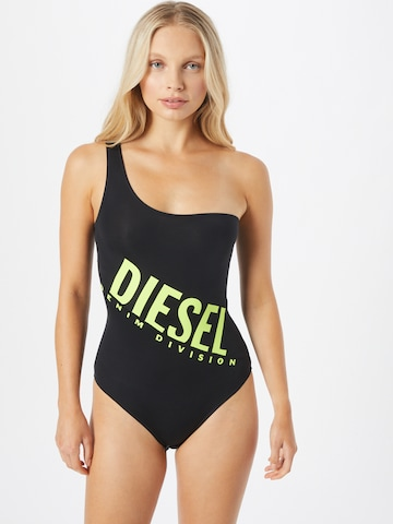 DIESEL Body 'UFBY-JANE-R UW Body UW Body' in Black