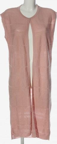 Massimo Dutti Vest in S in Pink