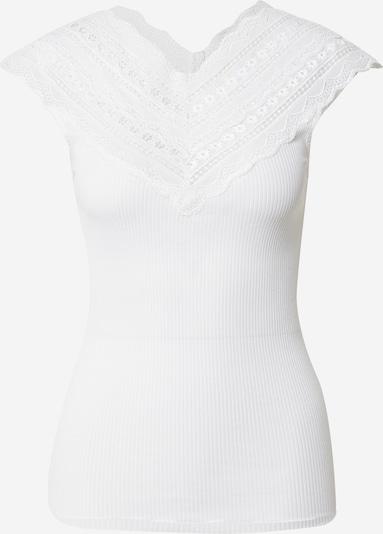 rosemunde Haut en blanc, Vue avec produit
