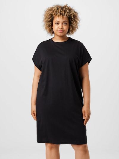 Urban Classics Curvy Šaty - čierna, Model/-ka