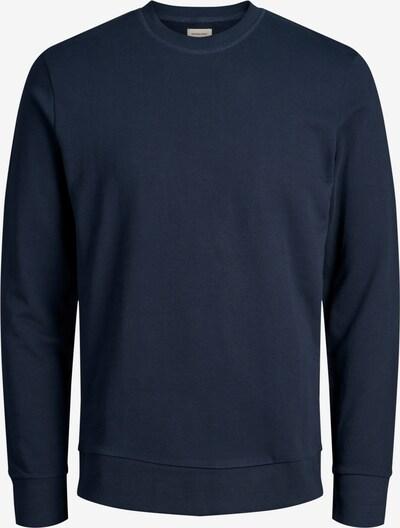 JACK & JONES Sweatshirt 'JJEHOLMEN' in navy, Produktansicht
