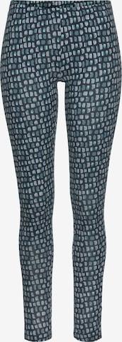 VIVANCE Pyžamové nohavice - Želená