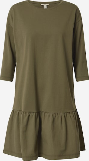 EDC BY ESPRIT Kleid in khaki, Produktansicht