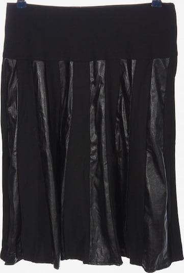 Crisca High Waist Rock in S in schwarz, Produktansicht