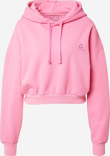 NU-IN Sweatshirt 'Chroma' in pink, Produktansicht