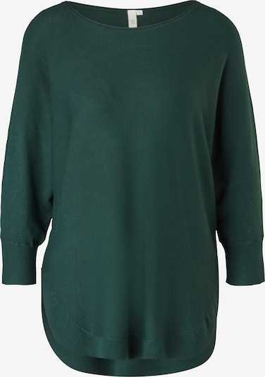 Q/S by s.Oliver Sweater in Dark green, Item view