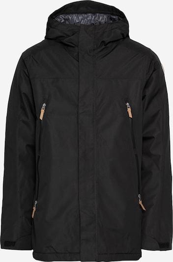 ICEPEAK Sportjacke 'AKRON' in schwarz, Produktansicht