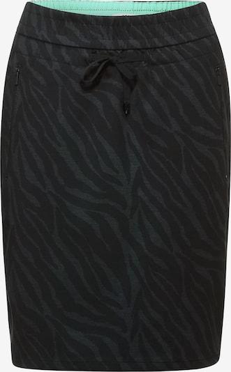 CECIL Rock in grau / schwarz, Produktansicht