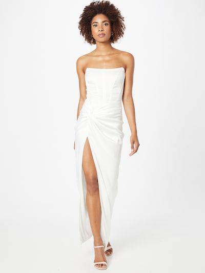 CLUB L LONDON Kleid in elfenbein, Modelansicht