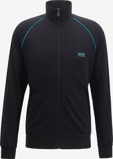 BOSS T-Shirt en bleu / noir, Vue avec produit