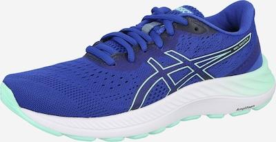 ASICS Chaussure de course en bleu marine / indigo, Vue avec produit