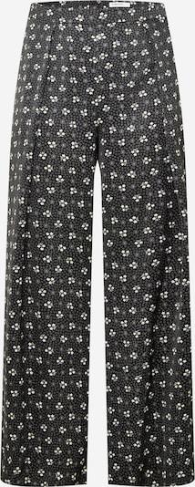 GLAMOROUS CURVE Hose in grau / schwarz / weiß, Produktansicht