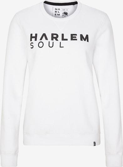 Harlem Soul Sweatshirt 'Lond-Don' in weiß, Produktansicht