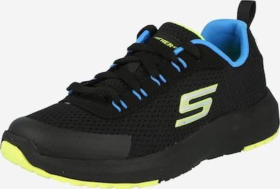 SKECHERS Sneaker 'DYNAMIC TREAD-NITRODE' in royalblau / limone / schwarz, Produktansicht