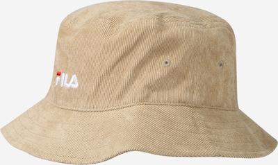 FILA Chapeaux en poudre / melon / blanc, Vue avec produit