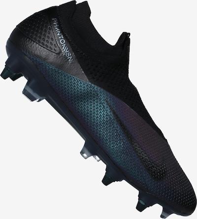 NIKE Fußballschuh in blau / lila / schwarz, Produktansicht