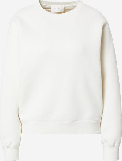 AMERICAN VINTAGE Sweat-shirt 'IBOWIE' en blanc naturel, Vue avec produit