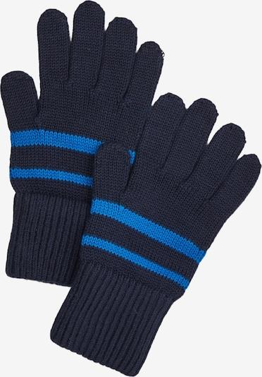 s.Oliver Handschoenen in de kleur Cyaan blauw / Donkerblauw, Productweergave