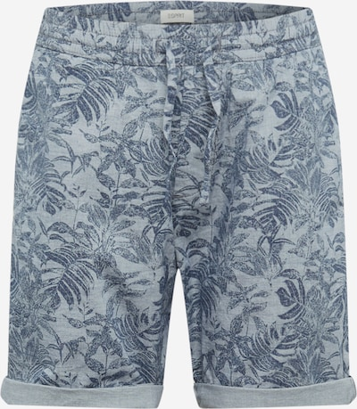 ESPRIT Shorts in opal / dunkelblau, Produktansicht