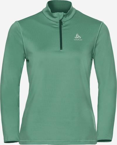 ODLO Sweatshirt in grün, Produktansicht