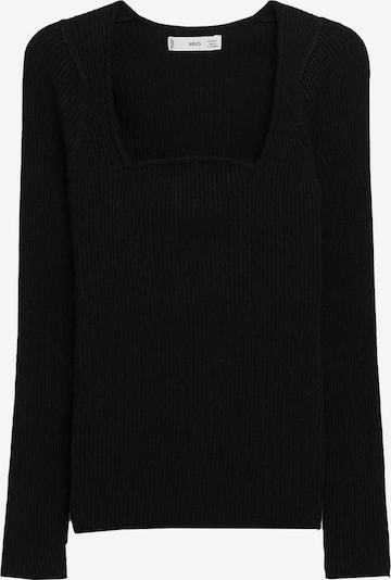 MANGO Trui 'NOVENTA' in de kleur Zwart, Productweergave