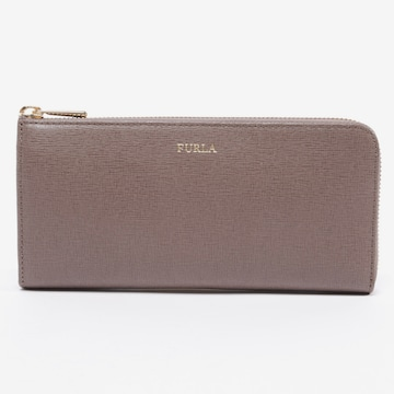 FURLA Small Leather Goods in One size in Brown