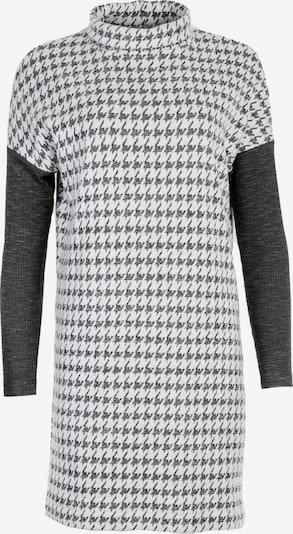 HELMIDGE Etuikleid in grau / schwarz / weiß, Produktansicht