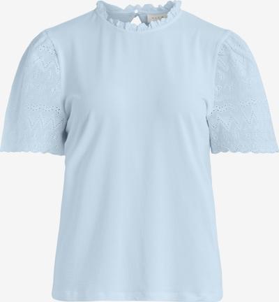 VILA Shirt 'Selva' in de kleur Azuur, Productweergave
