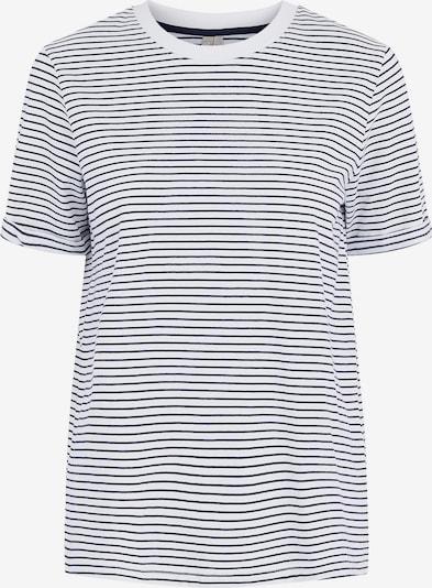 PIECES Paita värissä musta / valkoinen, Tuotenäkymä
