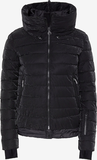 CHIEMSEE Športna jakna 'Makula' | črna barva, Prikaz izdelka