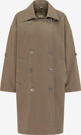 DreiMaster Vintage Mantel in dunkelgrau, Produktansicht