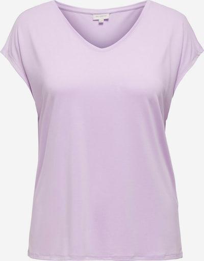 ONLY Carmakoma Camiseta 'NICKY' en lila pastel, Vista del producto