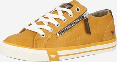 MUSTANG Sneakers in Dark yellow, Item view