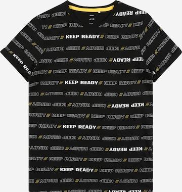 T-Shirt 'DOUG' Guppy en noir