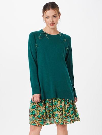 Derhy Kleid 'TARATATA' in petrol / mischfarben, Modelansicht