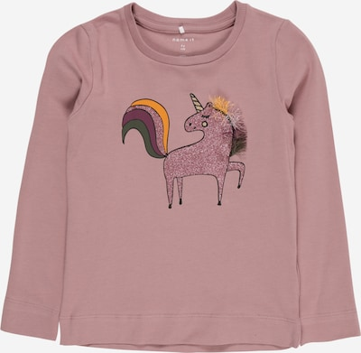 Maglietta NAME IT di colore malva / colori misti, Visualizzazione prodotti