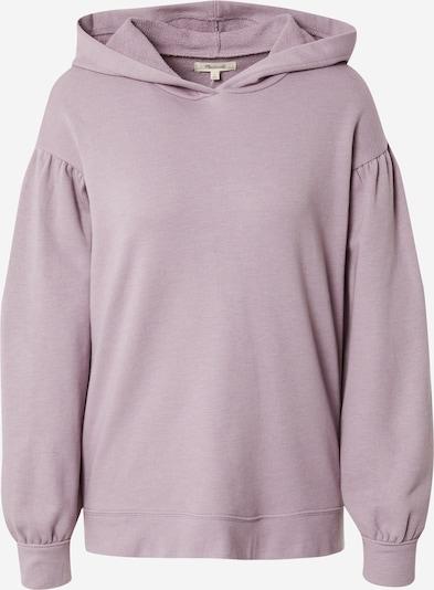 Madewell Sweatshirt in lila, Produktansicht