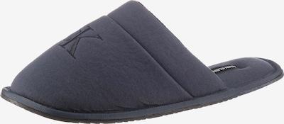 Calvin Klein Pantoffel in dunkelblau / schwarz, Produktansicht