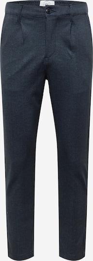 Kronstadt Hose 'Club texture pants' in nachtblau, Produktansicht
